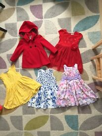 Girl clothes 3-4yr old (5 items)