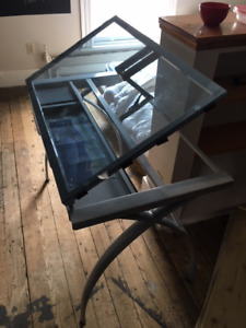 Drafting Table - Barely ever used. Great condition.