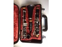 Clarinet in B flat - Yamaha model 26ii.