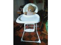 Mothercsre high chair