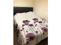 Double room, all bills inc. £130 per week
