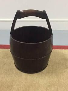 Chinese antique water bucket Balwyn Boroondara Area Preview