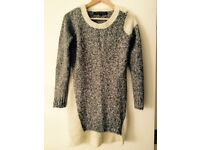 New French Connection women's winter tunic top