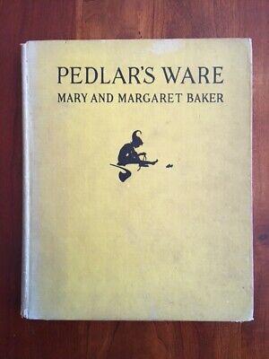 RARE 1925 Pedlar's Ware, Leprechaun, Sad Princess, Ghost Shadow SILHOUETTES 1st