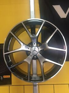 MAGS ROUES MERCEDES 5X112 19'' STAGGERED NEUFS