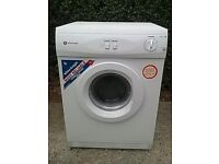 white knight 7kg vented tumble dryer
