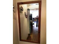 Large Pine Mirror - £ 20 o.n.o.