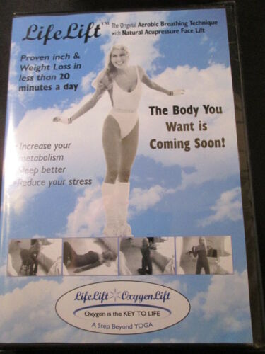 Life Lift Breathing DVD  LifeLift Aerobic Breathing