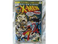 Uncanny X-Men 94 reprint. 1st app of new team in x-men title