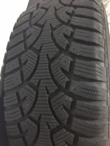 FORD EDGE - 4 TIRES - P235/65R17