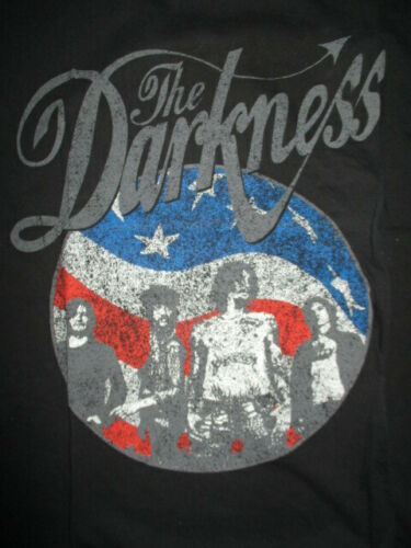 British Rock THE DARKNESS Concert Tour (XL) T-Shirt