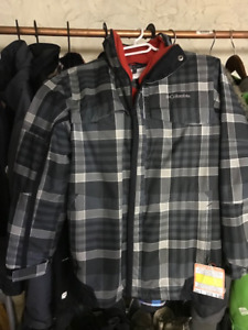 Columbia Ski Suit Jacket Youth Size L