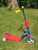 kiddi-o by kettle mini scooter for kids