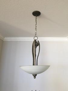 Foyer or stairwell light