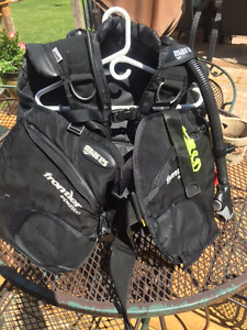 Mares Frontier Expedition BCD XL