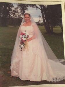 Wedding Gown Size 20
