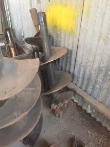 450mm rock auger Melbourne CBD Melbourne City Preview