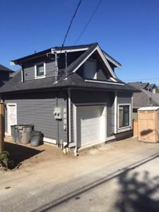 ***BRAND NEW - 1 bedroom laneway house for rent***