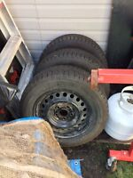 For sale winter tires 195/65R15