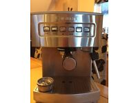 Cuisinart Coffee maker with steamer