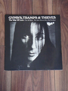 Cher – Gypsys, Tramps & Thieves LP Record