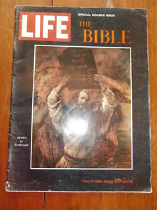 1964 Life Magazine The Bible