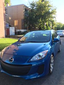 Mazda 3 Sport 2012 - 45500 km!