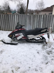 MINT 2007 SKI DOO  GSX 600 HO LIMITED EDITION