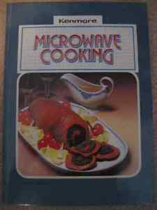 MICROWAVE  COOKING  ...  HARDCOVER
