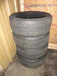 ***NEW*** Set of 4 Pirelli Scorpion Winter Tires 275/45/R21