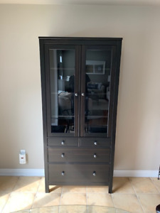 Ikea Hutch Cabinet and Drawers