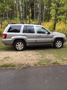 2001 Jeep Grand Cherokee Limited $5500