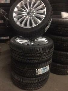 New Arrival OEM vw Rim With Tire Winter Package