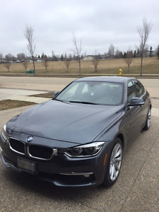 2016 BMW 3-Series X Drive Luxury Sedan