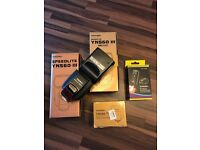 Nikon Mount - Camera Flash set up