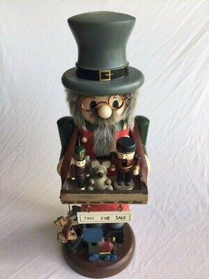 Zims 1996 Nutcracker Christmas Heirloom collection