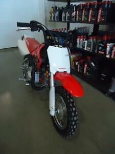 HONDA CRF 50 USAGE