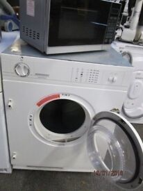 *BARGAIN*SENSORDRY DUAL HEAT INTEGRATED/*TUMBLE DRYER/FULLY SERVICED/VERY CLEAN/
