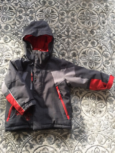 Boy's Monster Winter Jacket Size 4