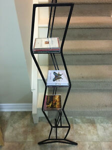CD/DVD stand