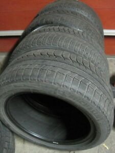 Set (4) Michelin X-ICE  Pneu d'Hiver 225 50 17 / Winter Tires