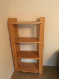 Bookshelf in good condition