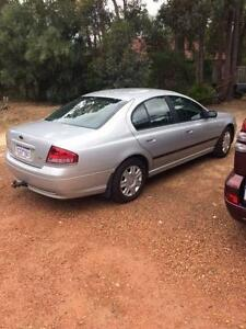 2006 Ford Falcon Sedan Stoneville Mundaring Area Preview