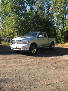 2012 Dodge Power Ram 1500 Sport package Pickup Truck