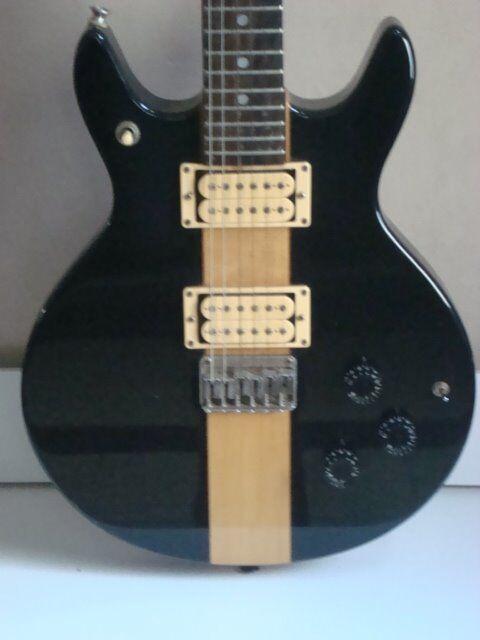 Guitar 1977 Aria Pro 11 077250 Rosewood Neck