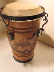 Collectable drum from Cuba