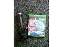 Xbox one sing game