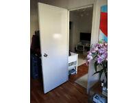 Internal Door - Excellent condition ready to hang with Hinges and lockable door knob