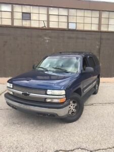 2000 Chevrolet Tahoe LT - LEATHER - DRIVES NICE