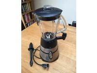 Russell Hobbs high quality blender in excellent condition. Glass jug. 1.7l capacity.